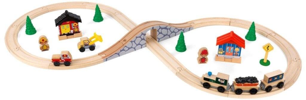 Kidcraft Figure 8 Train Set