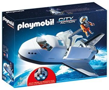 PLAYMOBIL Space Shuttle Building Kit