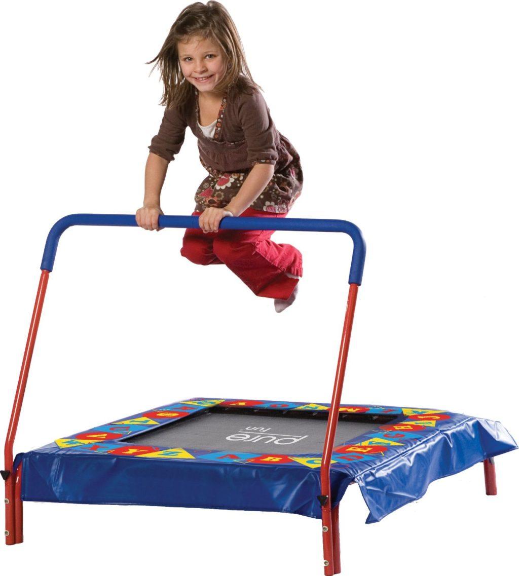 Pure Fun Kids Preschool Trampoline
