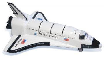 Rhode Island Novelty DieCast Space Shuttle