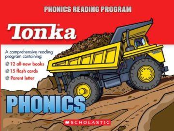 Phonics Box Set (Tonka) - phonics books