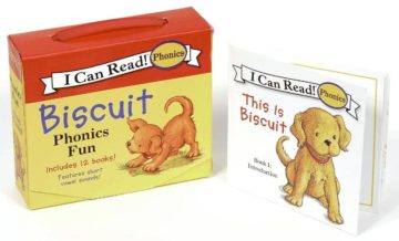 Biscuit Phonics Fun (My First I Can Read) - phonics books