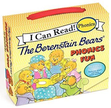 The Berenstain Bears Phonics Fun (My First I Can Read) - phonics books