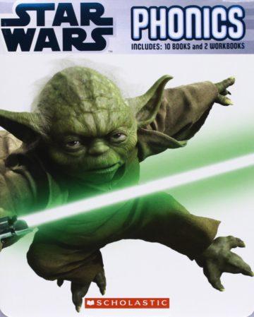 Star Wars: Phonics Boxed Set - phonics books