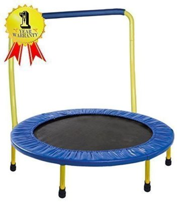 Gymenist Foldable Trampoline