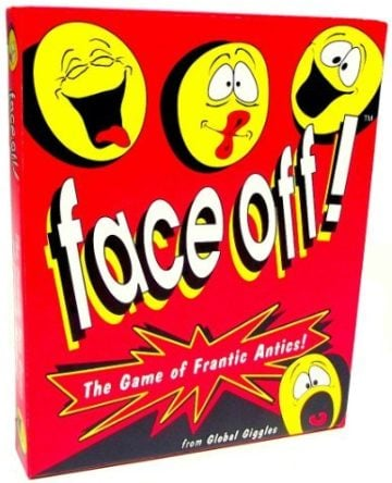 Face Off! Card Game for Hilarious Family Game Night Fun - card games for kids
