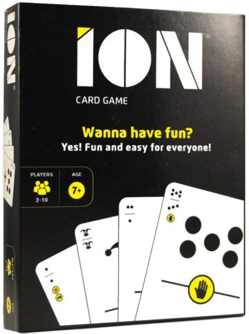 ION CARD GAME - card games for kids