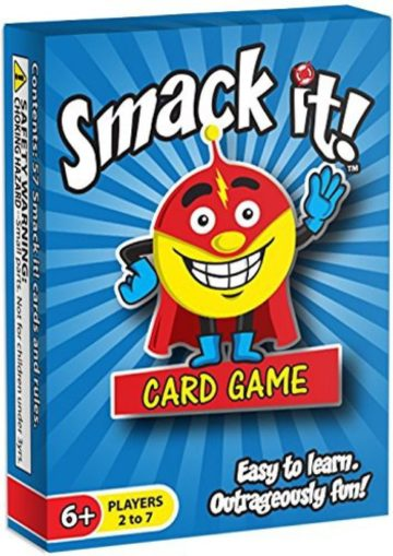 Smack it! - card games for kids
