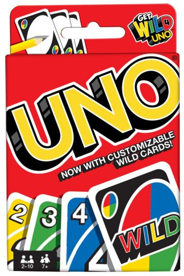 Uno Card Game - card games for kids