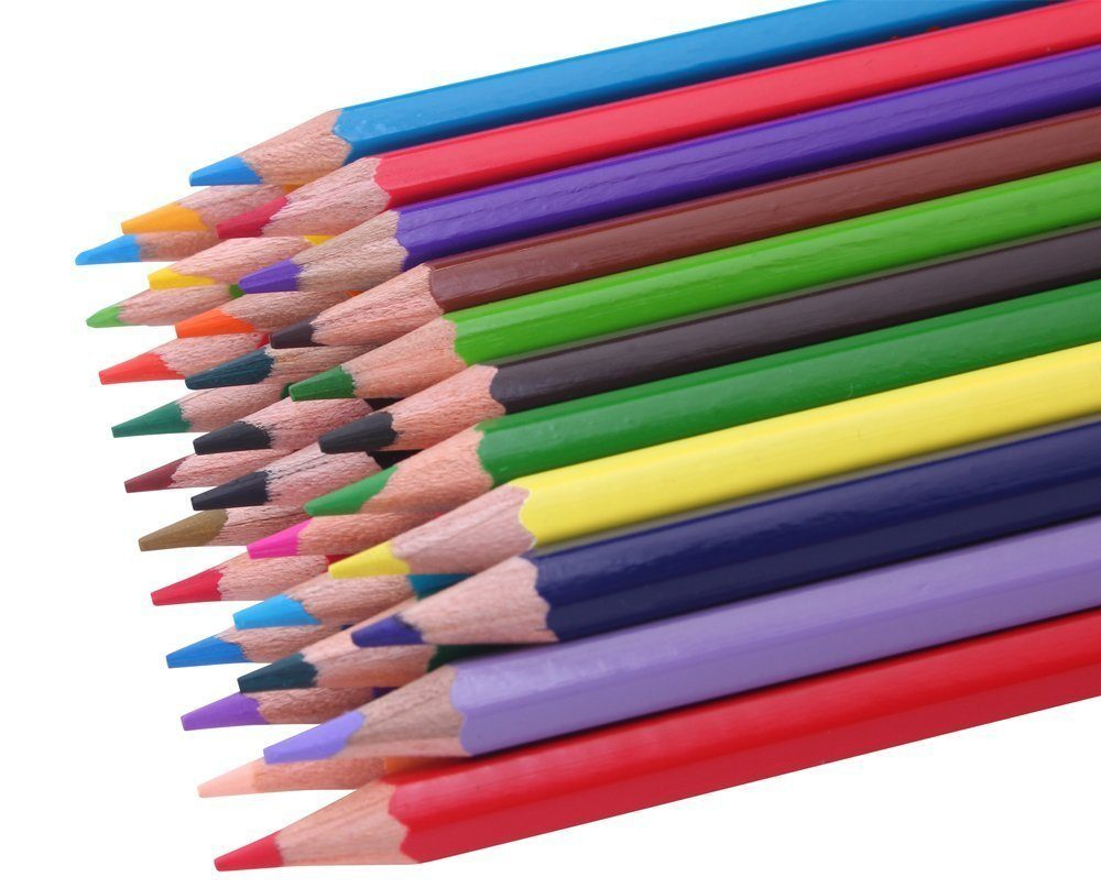 bluboon soft core colored pencil set - Best Colored Pencils For Coloring Books