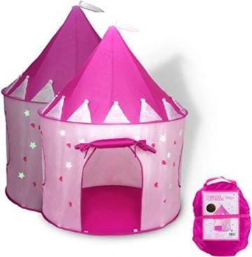Image of FoxPrint Princess Castle Play Tent