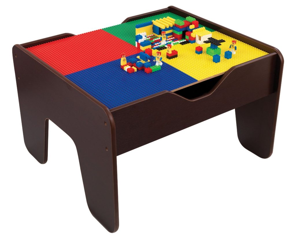 9 great activity and lego table ideas for creative makers. Black Bedroom Furniture Sets. Home Design Ideas