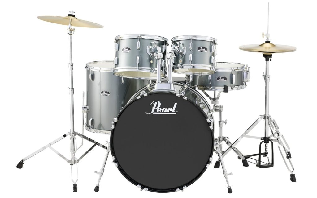 Pearl Roadshow 5-Piece Full-Size Drum Set
