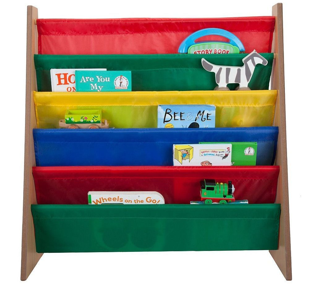 11 kids bookshelf ideas for bedrooms and classrooms for Book rack designs for bedroom
