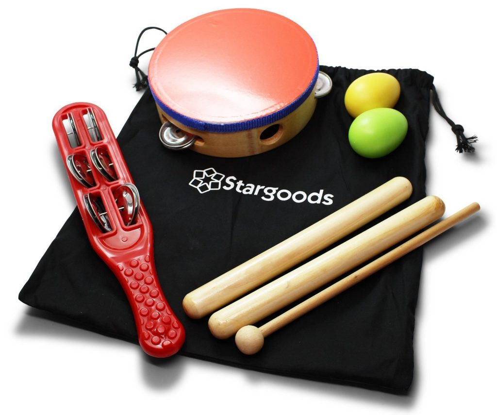 Stargoods Percussion Set for Kids