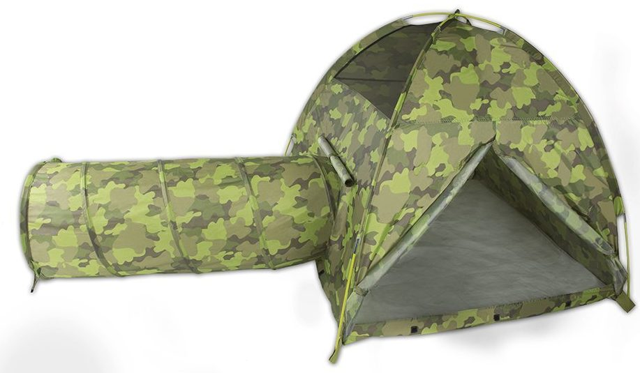 Command HQ Tent & Tunnel