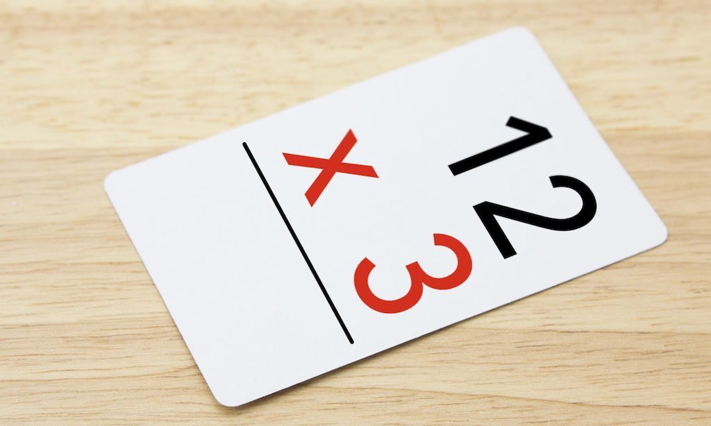 9 Sets of Multiplication Flash Cards For Engaging Math Practice