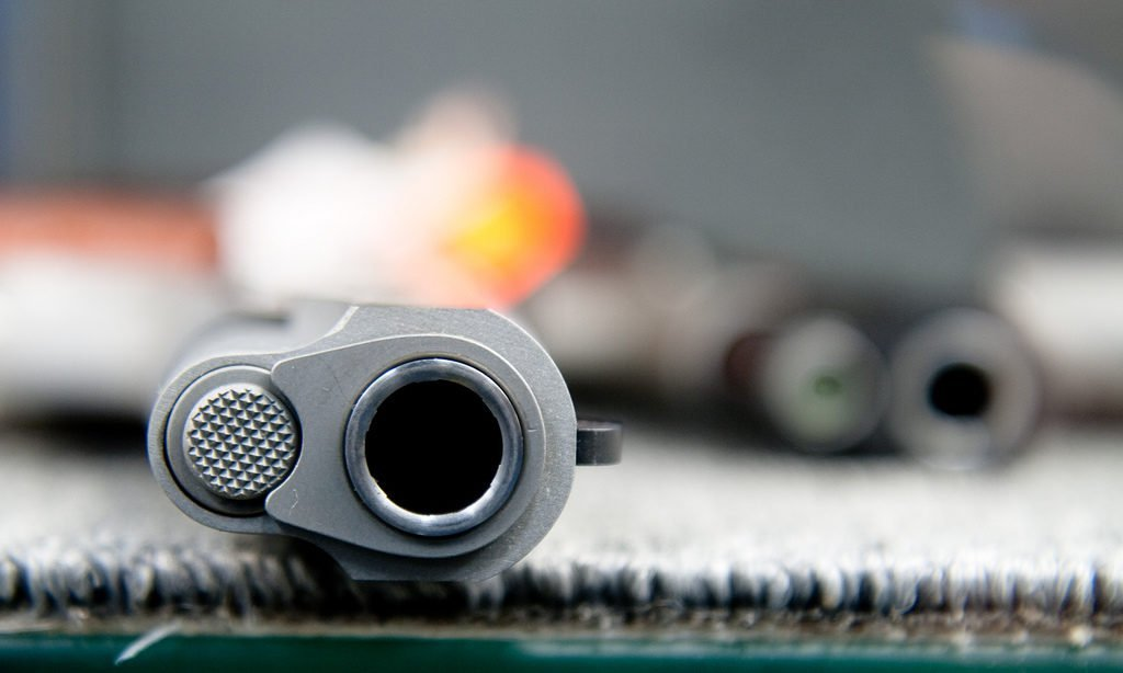 Who's Going to Carry the Firearm in your School Next Year?