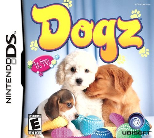 Dogz - Nintendo DS - dog games