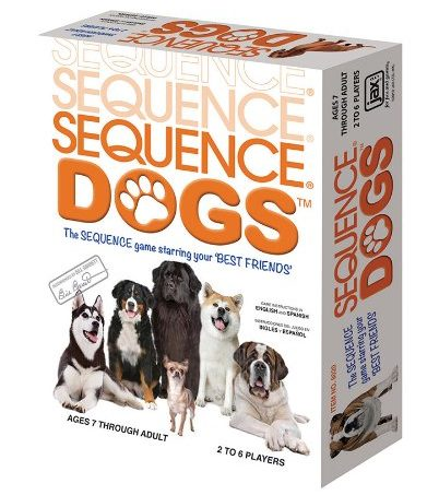 Sequence Dogs Game - dog games