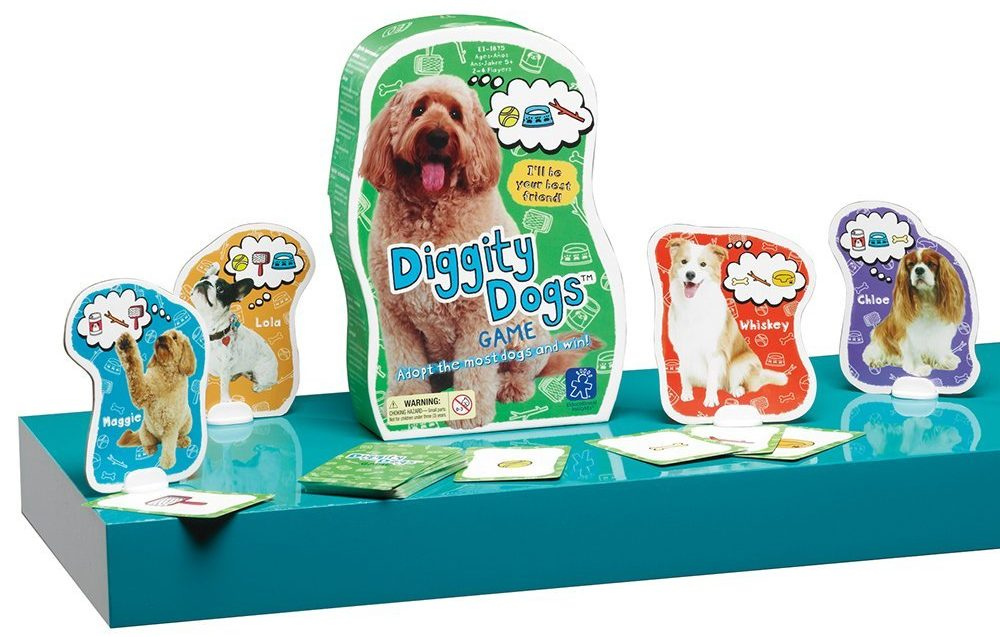 Educational Insights Diggity Dogs Game - dog games