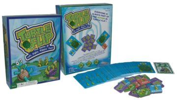 Turtle Flip - educational games