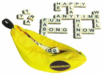 Bananagrams - educational games