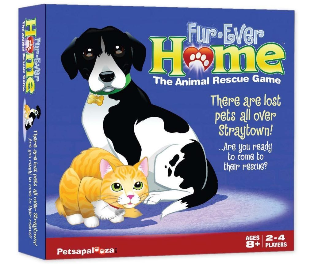 Fur-Ever Home The Animal Rescue Game - dog games