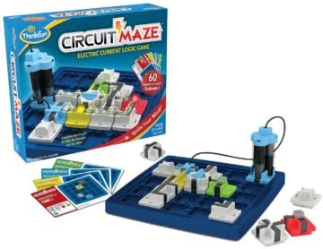 Circuit Maze Board Game - educational games