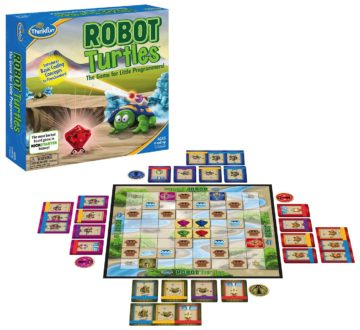 Robot Turtles Game - educational games