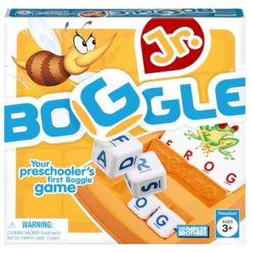 Boggle Junior Game - educational games