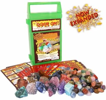 ROCK ON! Geology Game - educational games