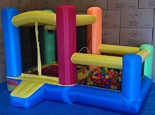 My Bouncer Little Castle Bounce House Bopper