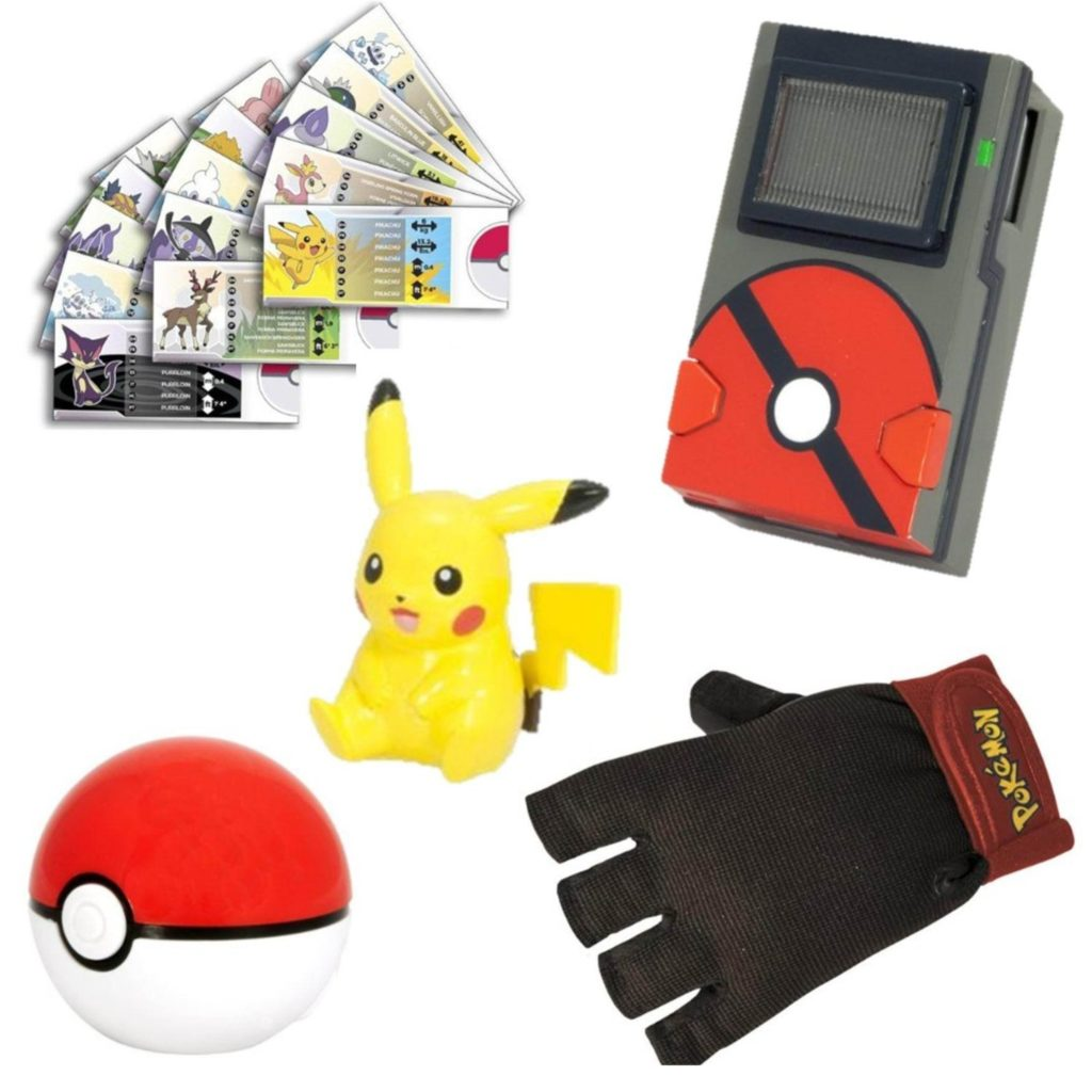 TOMY Pokémon Pokedex Trainer Kit - Pokémon Toys