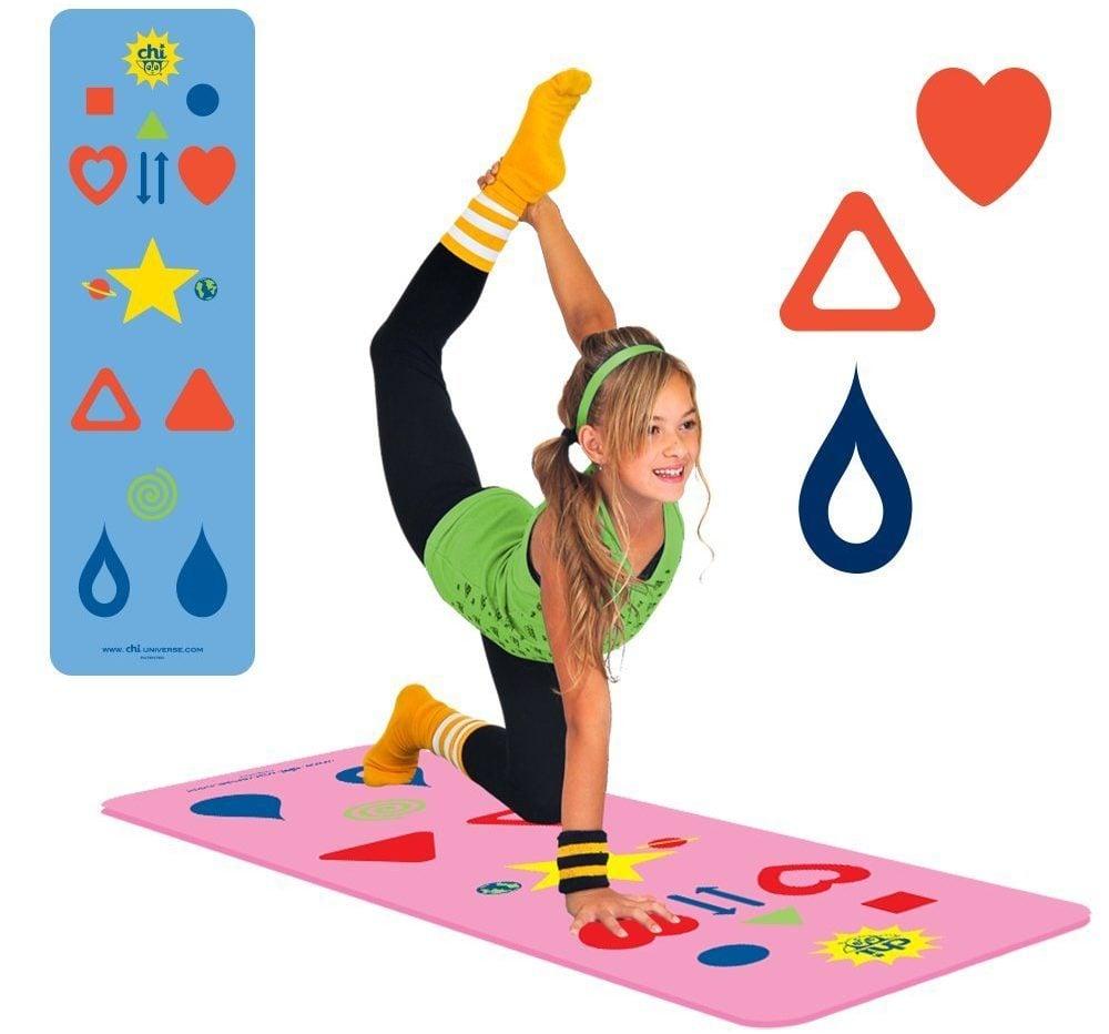Phresh Yoga Mat & Fitness Game! - yoga for kids
