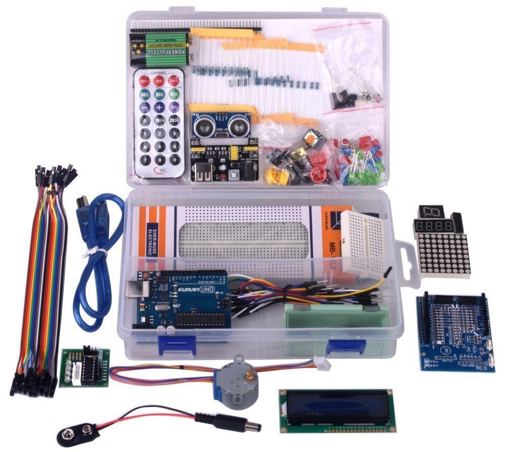 Using arduino uno to teach programming stem and maker skills