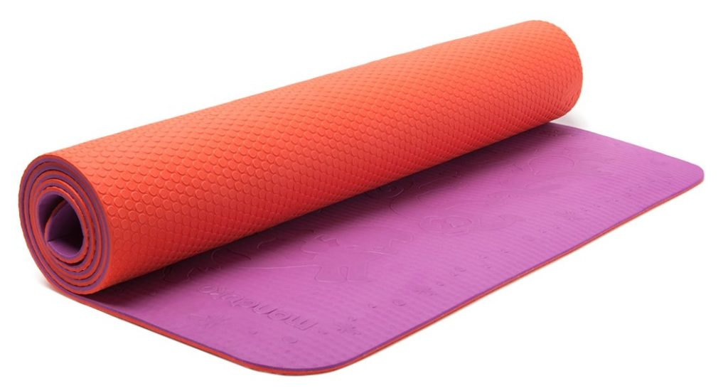 Manduka LiveOn PLUSfoam Kids Yoga Mat - yoga for kids