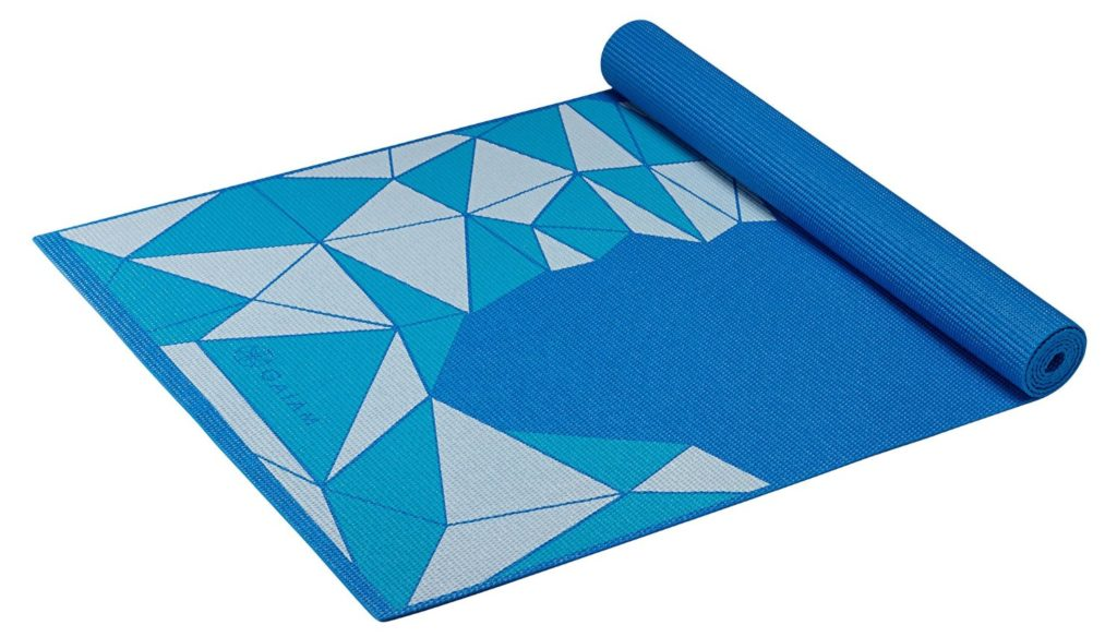 Gaiam Kids Yoga Mat - yoga for kids