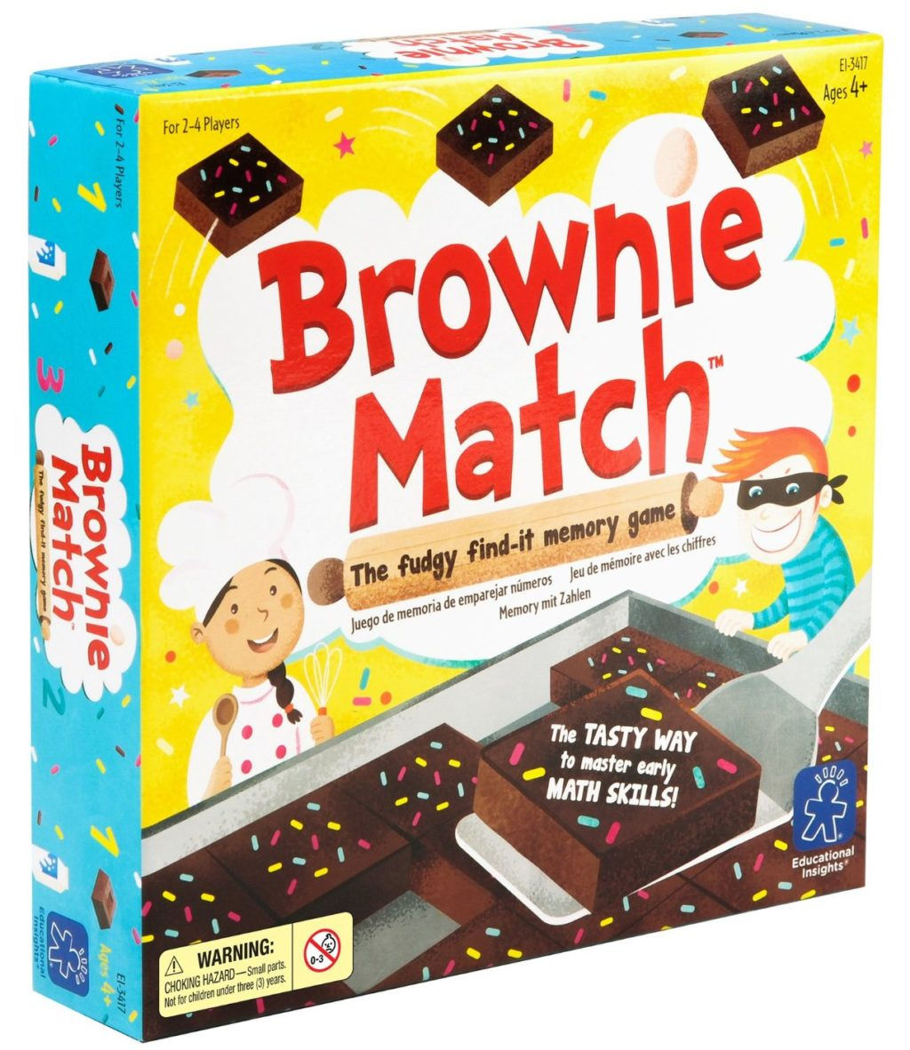 Brownie Match Board Game by Educational Insights