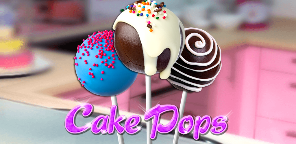 Cake Pops Kids Cooking Games for Android
