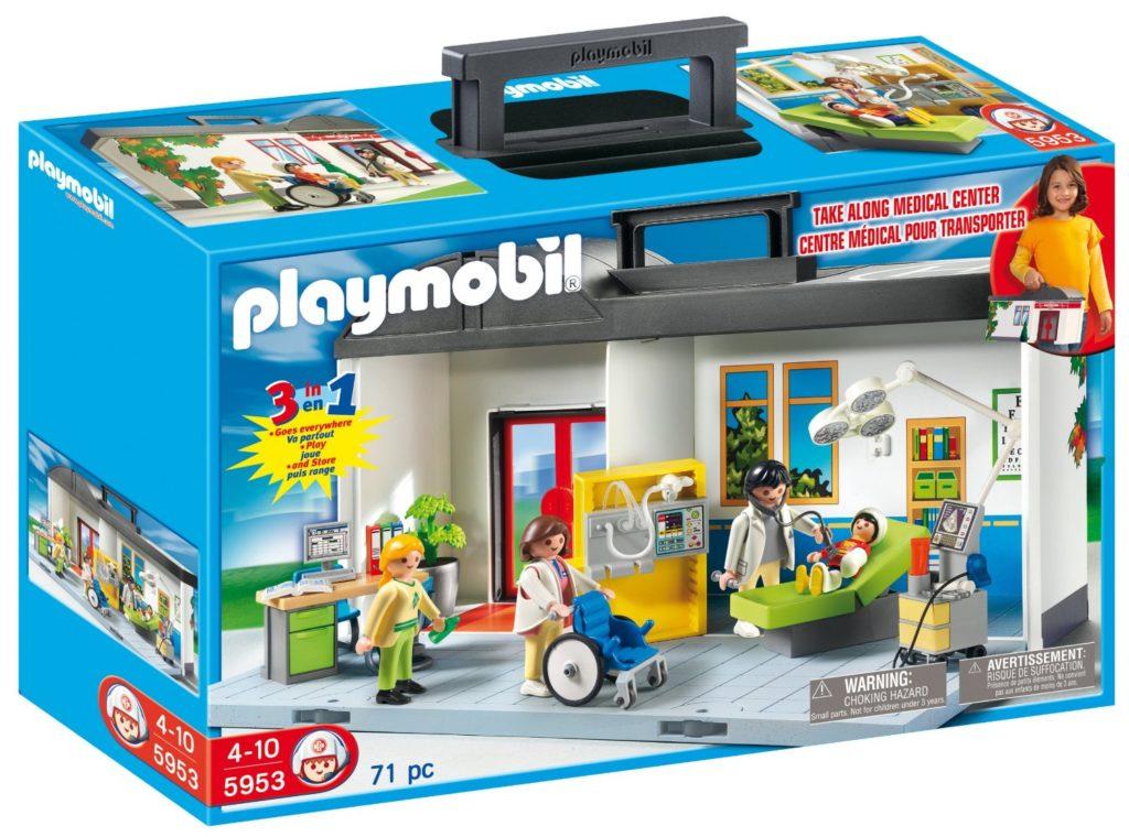 Playmobil Take Along Hospital