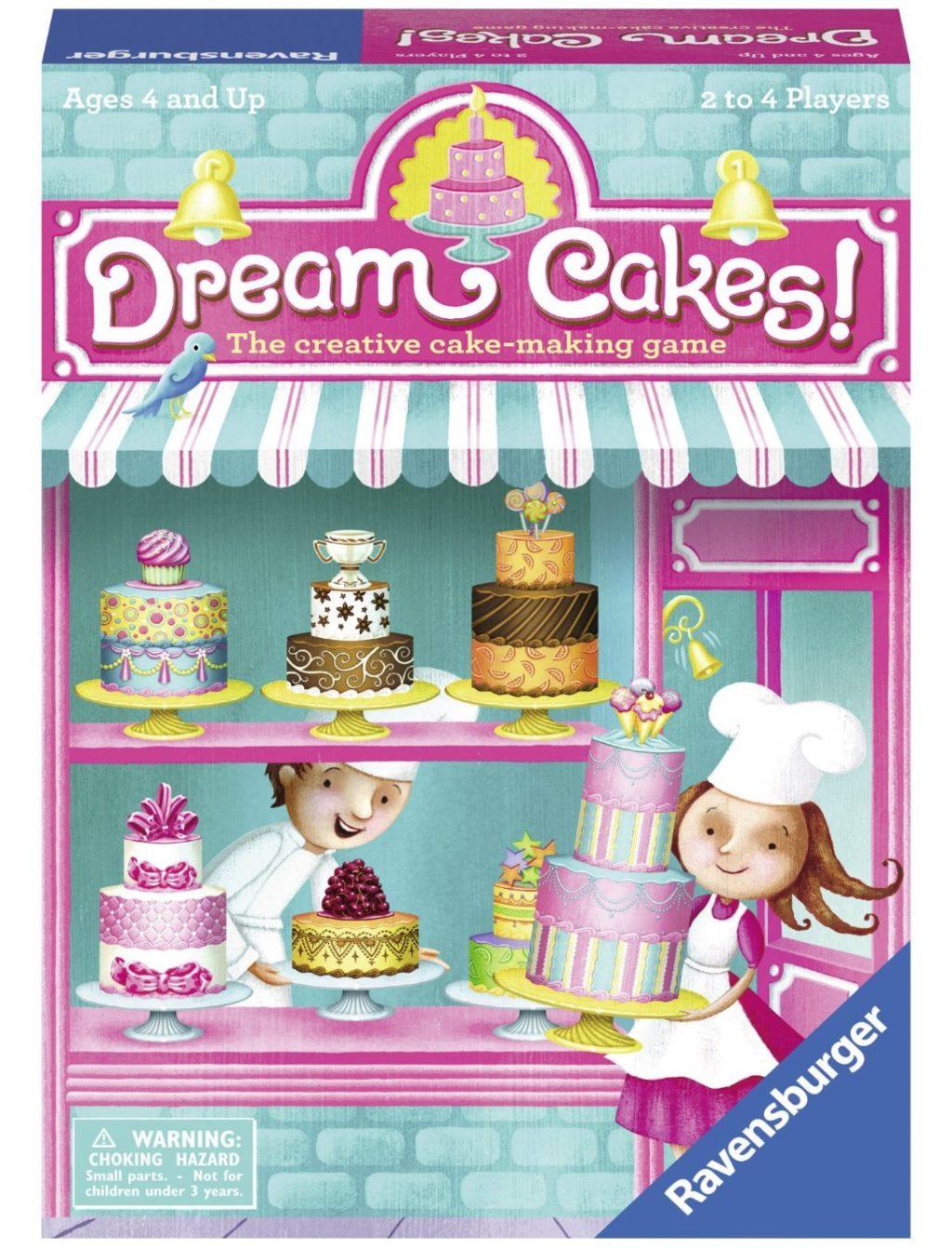 Ravensburger Dream Cakes – Baking Games