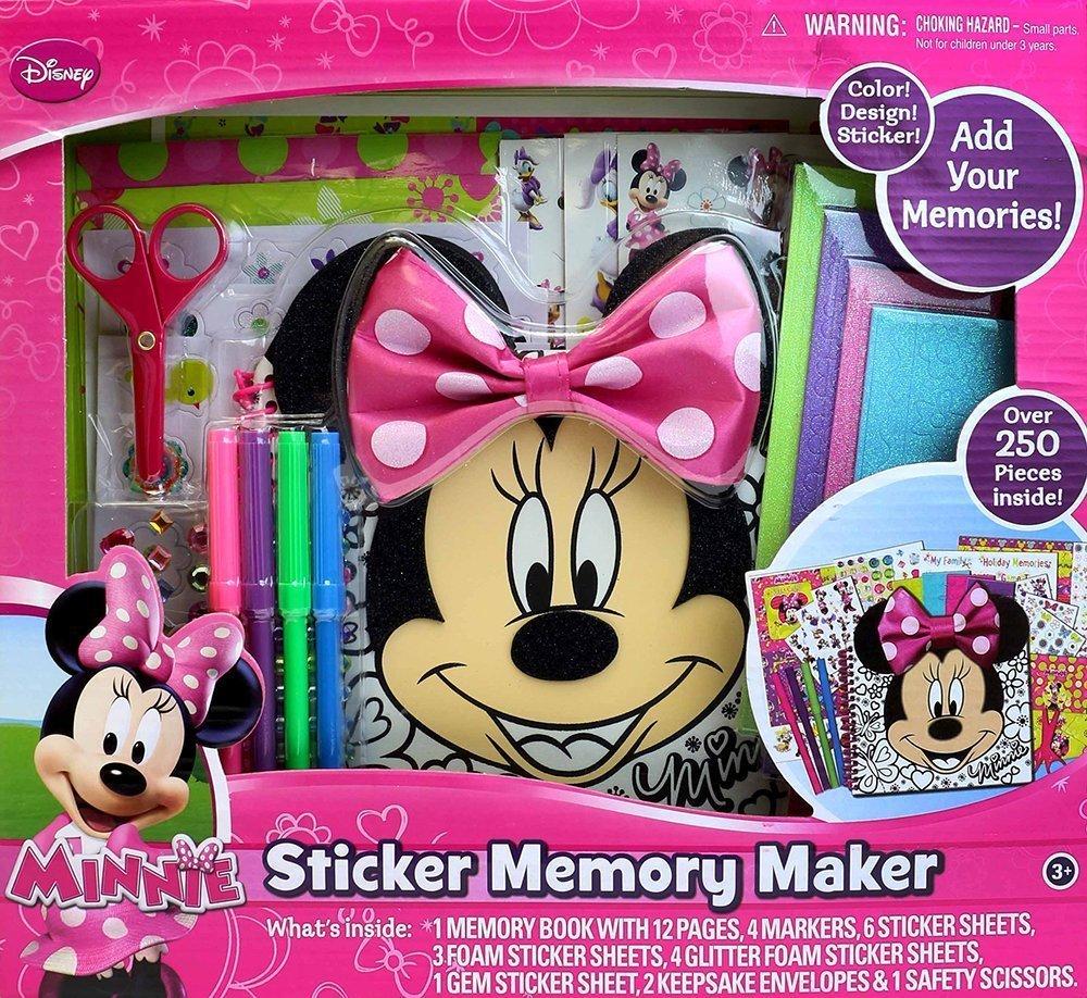 Tara-Toys-Minnie-Mouse-Sticker-Memory-Maker