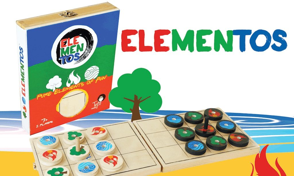 GAME GIVEAWAY: Win 10 Free Elementos Sets for Your School