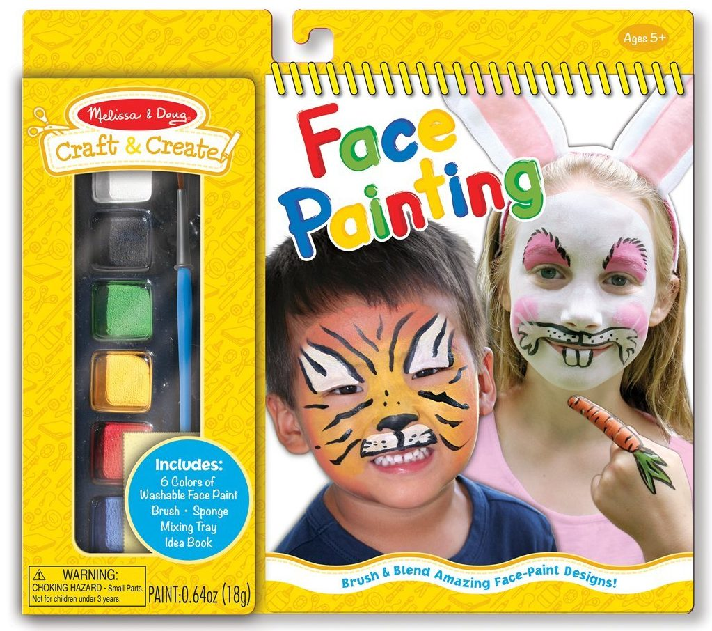 Melissa And Doug Face Paint Ingredients