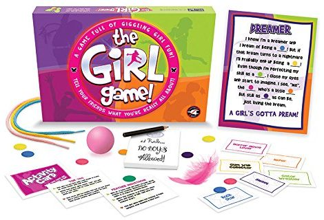 The Girl Game - games for girls