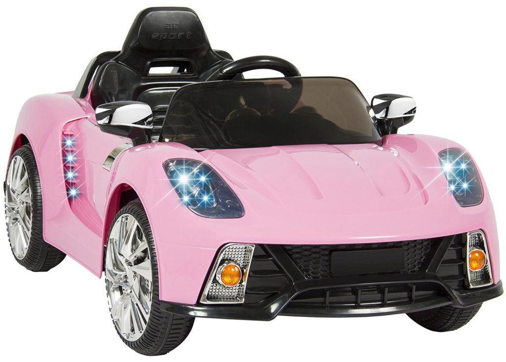 3 best choice products kids 12v ride on car