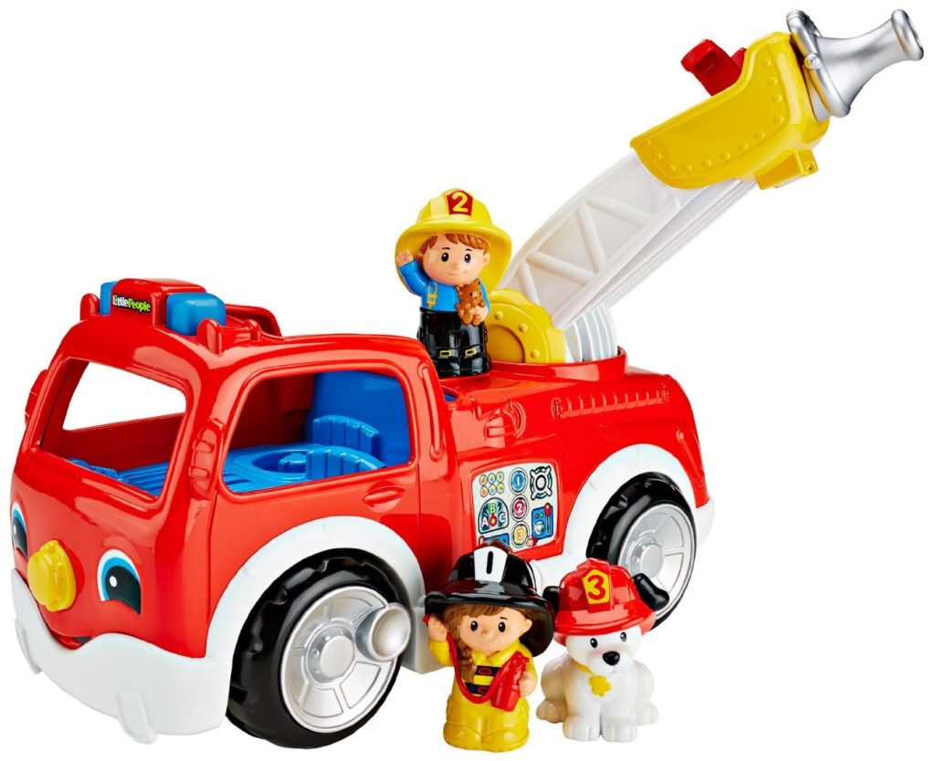 Ford Toys For Boys : Fantastic toy fire trucks for junior firefighters and