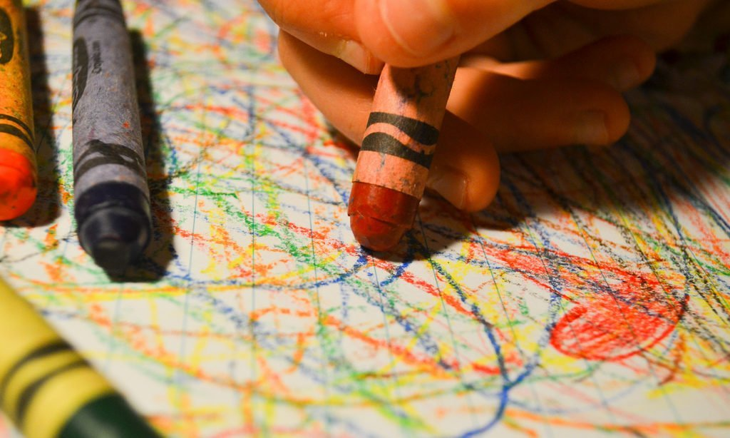 7 Fun Crayons to Capture their Creativity