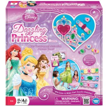 Disney Princess Dazzling Princess Game - princess games